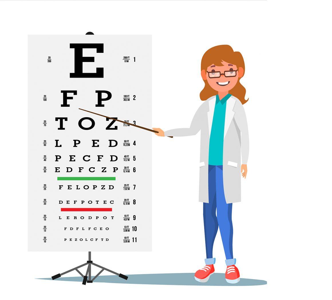 (Castellano) La consulta oftalmológica